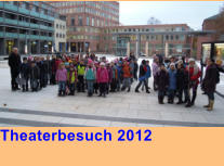Theaterbesuch 2012